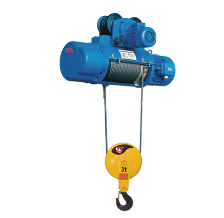 0.5 - 50 Ton Lifting Capacity Electric Portable Crane Hoist For Heavy Duty Industrial