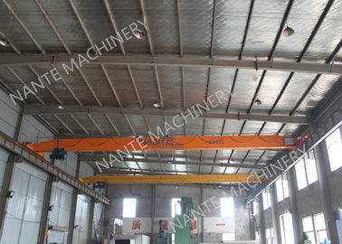 China Capacity 2T 16M Span Single Girder Overhead Cranes For Steel Factory LDX2t-16m supplier