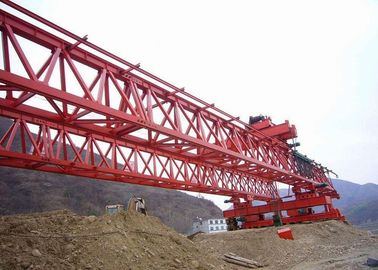 China Beam Launcher for Set up highway bridge, conventional railway bridge, passenger railway bridge supplier