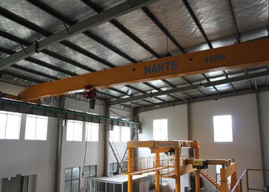 China Electric Single Girder Overhead Bridge Cranes Traveling Type LDX3t-18m supplier