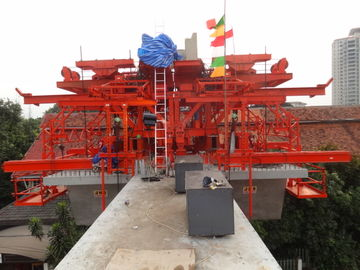 China Hydraulic System Segment Lifter Tailored for Various Erection Requirements supplier