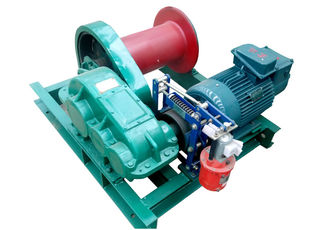 China Rust Resistance Electric Hoist Winch / Cable Winches With Max. Lifting Load 3.2t supplier