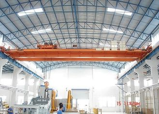 China Heavy Duty Single Beam Overhead Crane To Heavy Machine Shops , Paper Mills supplier