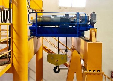 China 10T electric hoist lifting winch used for factory supplier