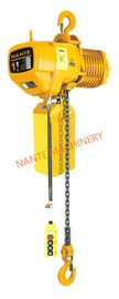 China Factory Lift Equipment 10T Small Electric Hoist , Electric Lifting Hoist NCH Series supplier