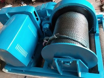 China Industrial Usage Electric Hoist Winch with Rope Powerful Lifting Equipment supplier