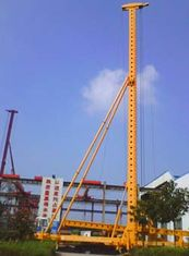 China DZJ-60 Vibration Pipe-Sunk Piles Hammer Pile Driver For Building Foundation Construction supplier