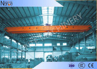 Good Quality Single Girder Overhead Cranes & Light Duty Double Girder Overhead Bridge Cranes for Repair Shops/ factory/ warehouse on sale