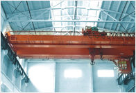 China Double Girder Overhead Bridge Crane for Lifting and Transporting QD32t-5t-22m factory