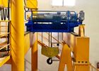 China 10T electric hoist lifting winch used for factory factory