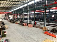 China QD 16T-22.5m Double Girder Overhead Cranes  for  Factories / Material Stocks/ Workshop company
