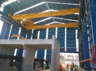China Explosion Proof Double Girder Gantry Crane , Electric Overhead Crane 5 Ton factory