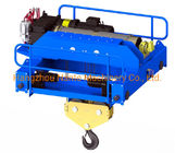 China Electric Winch Hoist Trolley Dual Brake with Thruster and Electromagnetic Brake company