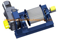 China Construction Winch Electric Hoist Lifting Winch NW Series with Motor company