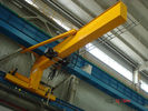 China Festoon Systems Wall Travelling Jib Crane Long Life Jib Boom Crane Motorized Rotation company