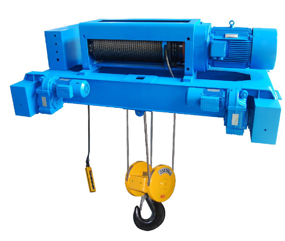 Motor Protection Ip54 Custom Double Girder Electric Steel