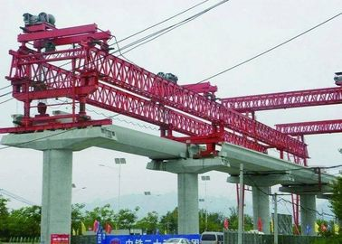 China Beam Launcher for large bridge,highways and overpass Launching Gantry Crane factory