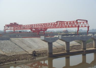 China JQG280t-55m Beam Launcher gantry crane for highway distributor