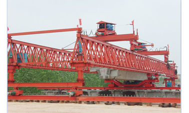 China Customizable span JQG200t-55m Bridge Launcher/ Beam Launcher Girder Crane factory
