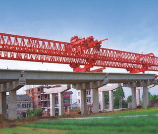China JQG300T-33M Beam Launcher/ Launcher Gantry crane for Bridge distributor