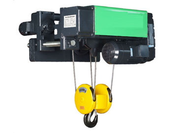 China Automated Hoisting System / Custom Low Headroom Electric Rope Hoist distributor