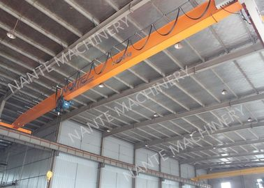 China 2 T Single Girder Overhead Cranes For Factories / Material Stocks / Workshop distributor