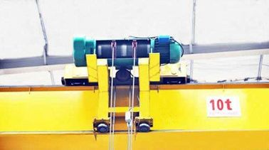 China Space Saving 5 Ton Overhead Crane , Economy Overhead Bridge Crane 10m distributor