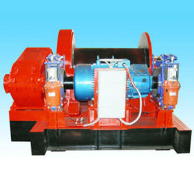 China JK5t Stainless Steel Electric Hoists Winches For Construction Site And Port factory