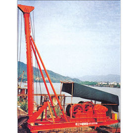 China OEM 5T Punching Hammer Pile Driver/ Drop Hammer Machine for Construction Site factory