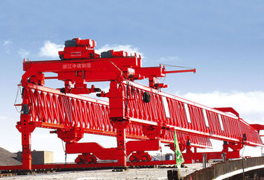 China Large Steel Launching Gantry Crane for Bridge, Highway, Railway, Road Struction factory