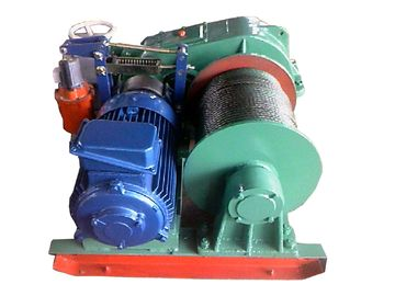 China Construction Electric Hoist Winch With Compact / Light Weight Material Handling distributor