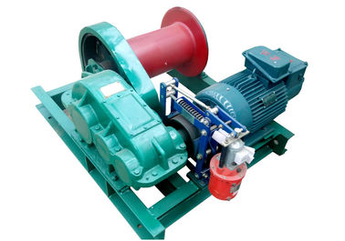 China Rust Resistance Electric Hoist Winch / Cable Winches With Max. Lifting Load 3.2t distributor