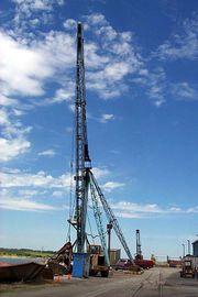 China Stiff Leg Derrick Cranes for Mining and Stone Work Industries company