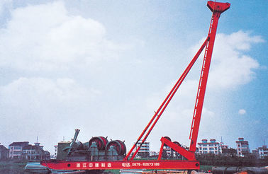 China Hammer Pile Driver Equipment/ Drop Hammer Machine for Drilling Pile Construction factory