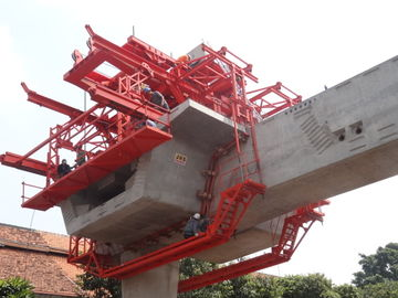 China Custom Bridge Beam Segment Lifter With Electric Winches distributor