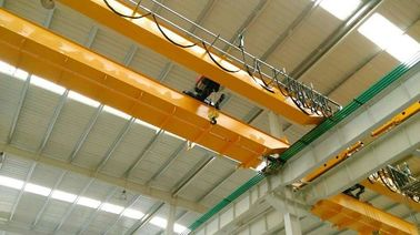 China 10 T 19.5m 12m Double Girder Overhead Cranes Compact Design and Optimal Space Utilization distributor