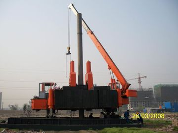 China Customized Hydraulic Static Hammer Pile Driver for Construction Site factory