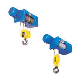 China Double Girder Low-vibration Foot Mounted Wire Rope Hoists SH Series  underhang hoist distributor