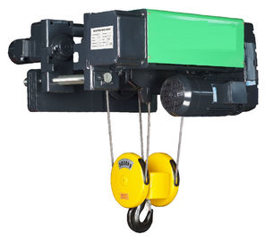 China Automated Hoisting Systems Custom Low Headroom Electric Rope Hoist SHA-XD Type distributor