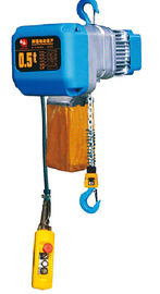 China 2 Ton Electric Chain Hoists EHB Type With Overload Limiter distributor