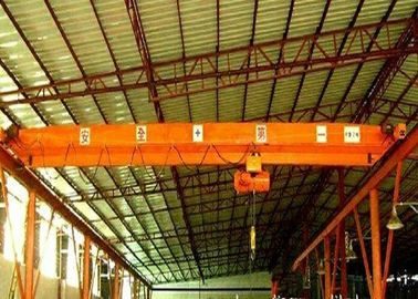 China Light single Girder electric overhead travelling crane Type LDX3t-15m for industrial use distributor