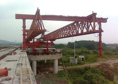 China 300t-40m Beam Launcher for bridge construction in India factory