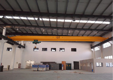 China LDX 8T-15m SA2.5 Single Girder Overhead Cranes High Work Duty For Factory factory