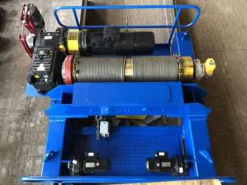 China Electric Wire Rope Hoist Winch NW series for Lifting and Pulling factory