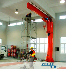 China BZ5t Festoon systems Free Standing Jib Cranes distributor