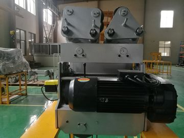China Single Speed Working Duty M4 2 Ton Wire Rope Hoist distributor