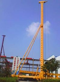 China DZJ-60 Vibration Pipe-Sunk Piles Hammer Pile Driver For Building Foundation Construction distributor