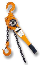 China HSH-A 619 Efficient , Safe , Durable Lever Block Manual Chain Hoist For Heavy Duty Work distributor