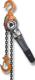 China HSH –A 619 Lever Block (Mini Type) Manual Chain Hoist For Lifting , Pulling , Tensioning distributor