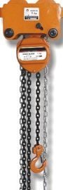 China Quick Targeting Lever Block Manual Chain Combined Hoist With Unique Overload Protection distributor